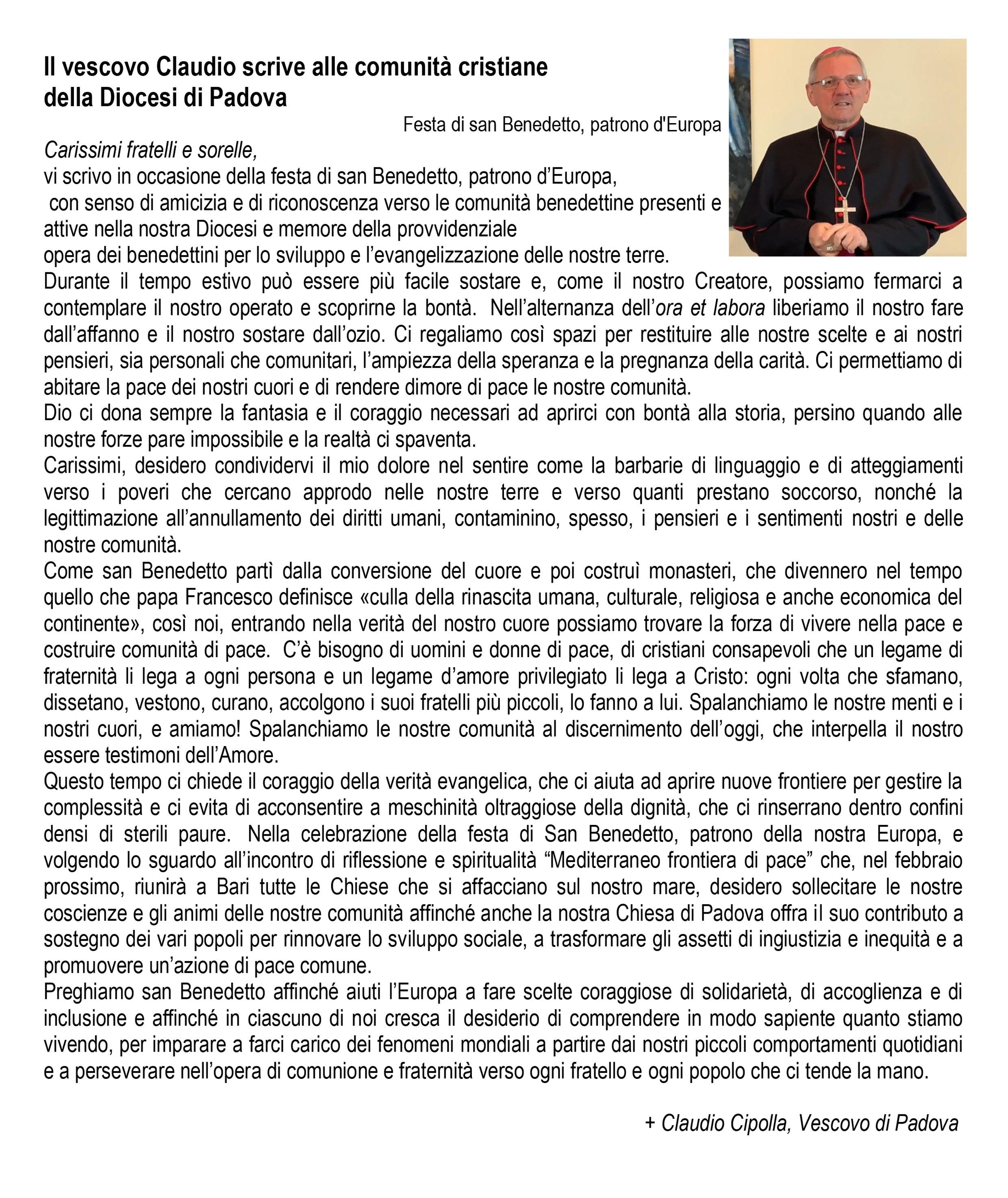 il-vescovo-claudio-scrive-alle-comunita-cristiane